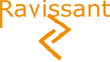 RAVISSANT Logo